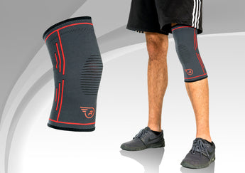 Reduce Pain and Increase Stability with Knee Compression Sleeves!