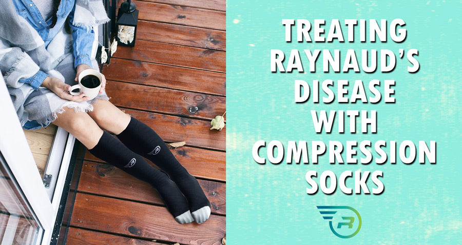 Raynauds Disease And Compression Socks Run Forever Sports