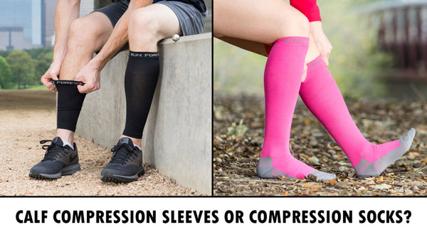 Calf Compression Sleeves or Compression