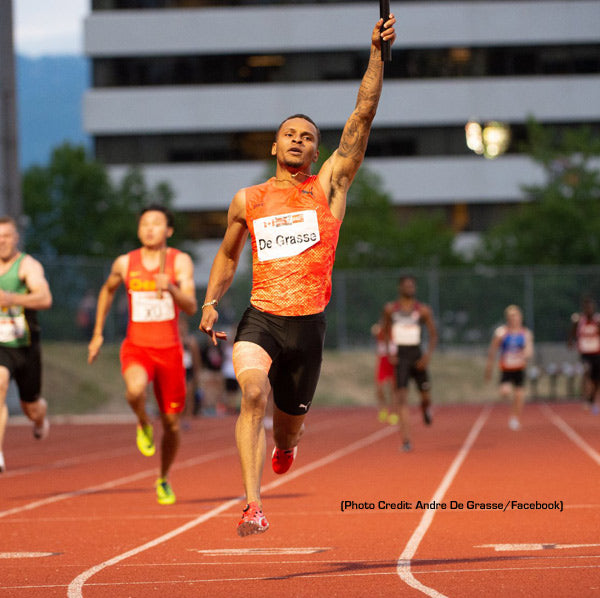 Andre De Grasse Recovery Tips