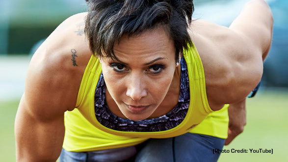 Kelly Holmes Recovery Tips
