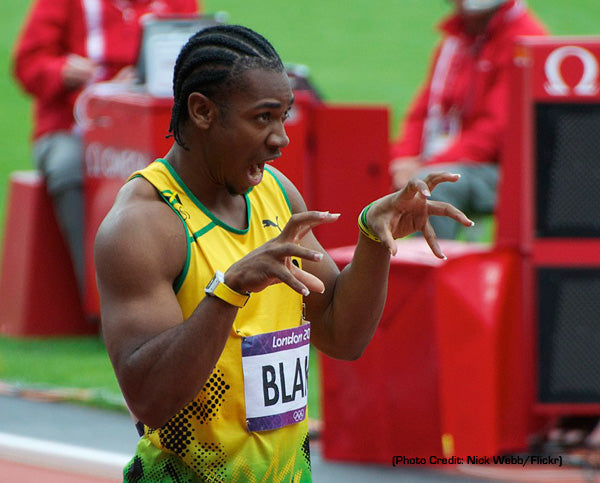 Yohan Blake Recovery Tips for Runners