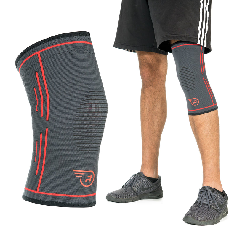2ee6a23010a79f Knee Compression Sleeve (1 Sleeve) - Run Forever Sports