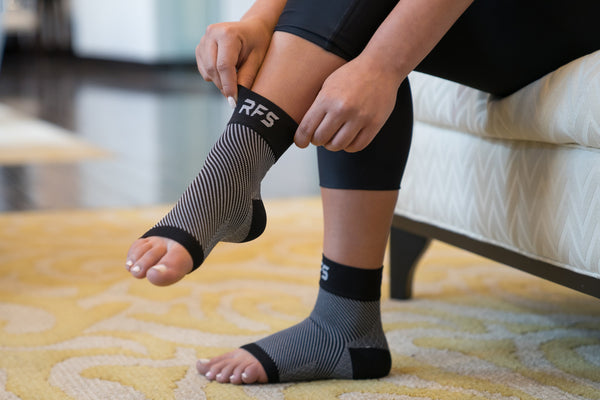 Treating Tarsal Tunnel with Compression Socks