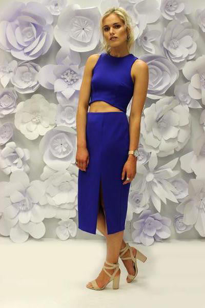 Cameo - Cobalt two piece