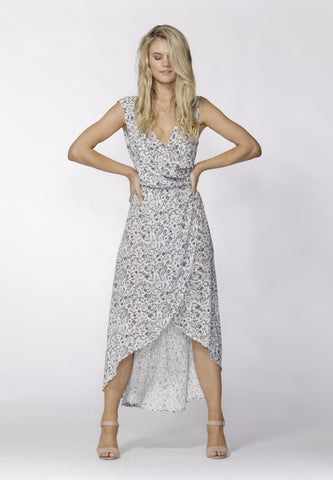 Fate + Becker - Porcelain Floral Dress