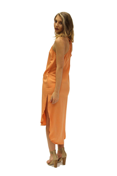 The Prelude Dress Peach