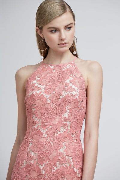 Lonely Lover Lace Dress