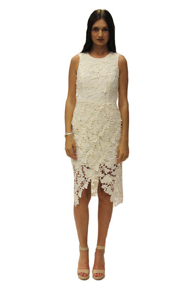 Moonscape Lace Dress
