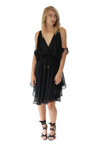 Finders Keepers  - Mateo Cutaway Dress