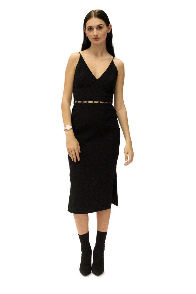 Keepsake - Signals Midi Dress