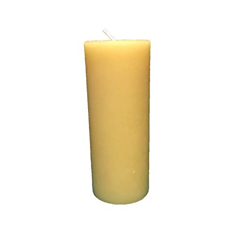 Chrism Scented Aromatherapy Candle - Beeswax Pillar