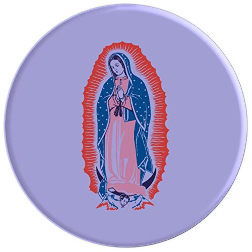 Our Lady Of Guadalupe Virgin Mary - PopSockets Grip and Stand for Phones and Tablets