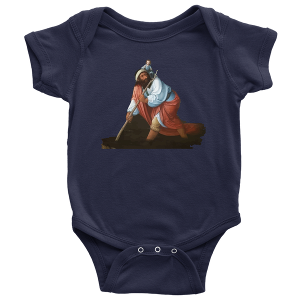 St Christopher Baby Wearing Apparel