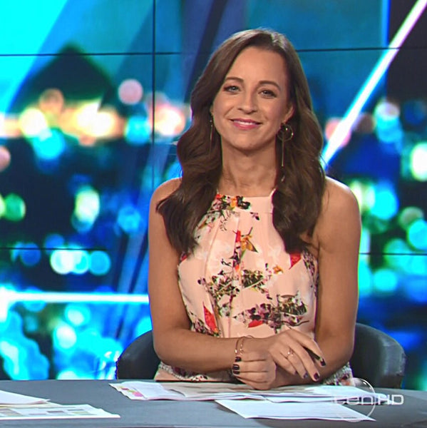 The Project - Carrie Bickmore