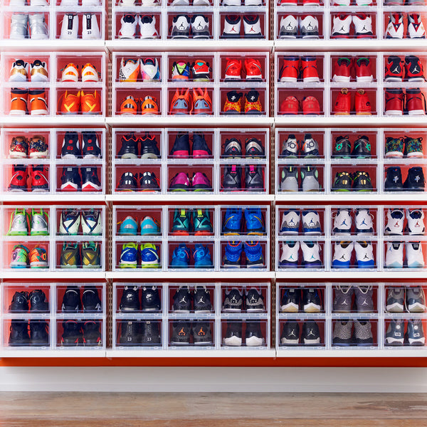 Where To Buy Drop Front Shoe Boxes On Sale Under Retail