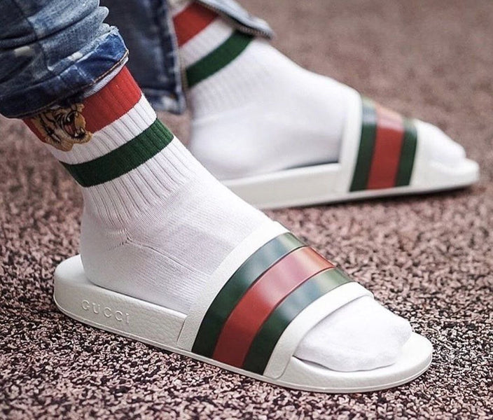 Gucci Slides Under Retail!! $160