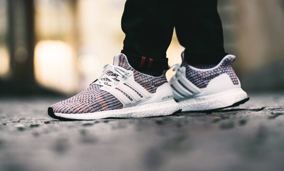 "The adidas Ultraboost ""Multicolor"" Is On Sale For $111.99!"