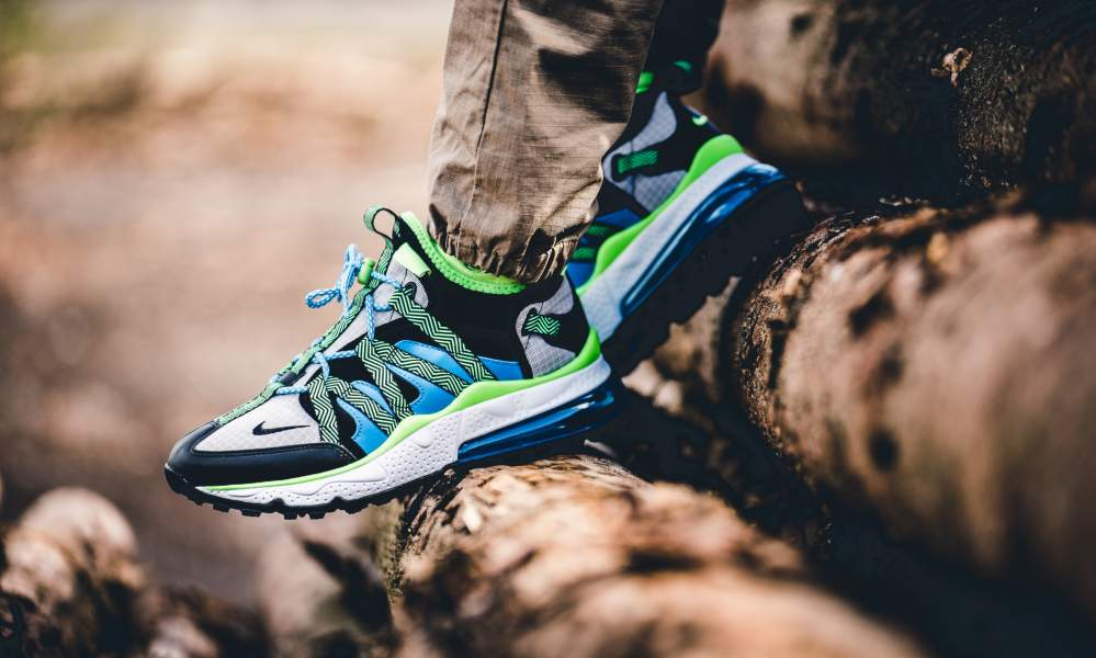 Nike Air Max 270 Bowfin On Sale For $99.99 Shipped!