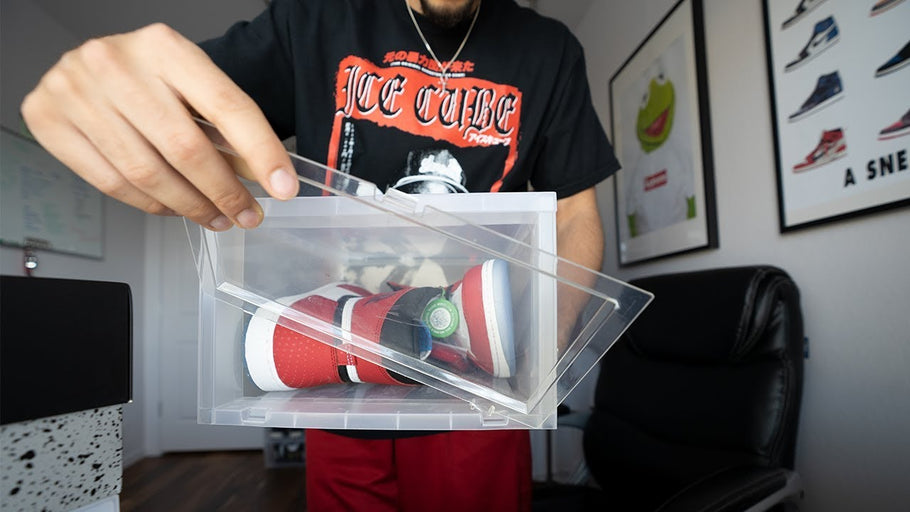 Are Sneaker Containers Worth It?