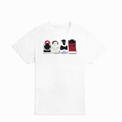 I Collect Jays T-Shirt White