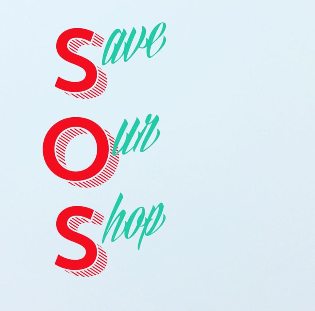 SOS : Save Our Shop Sifted