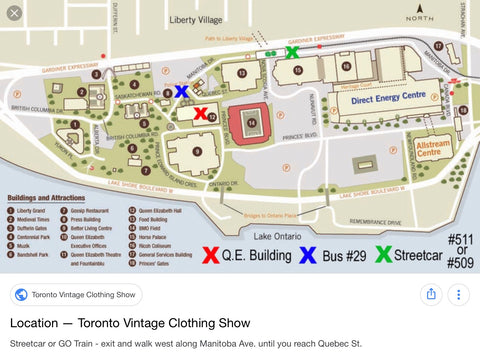 Toronto Vintage Clothing Show : March 3rd & 4th – SIFTED on