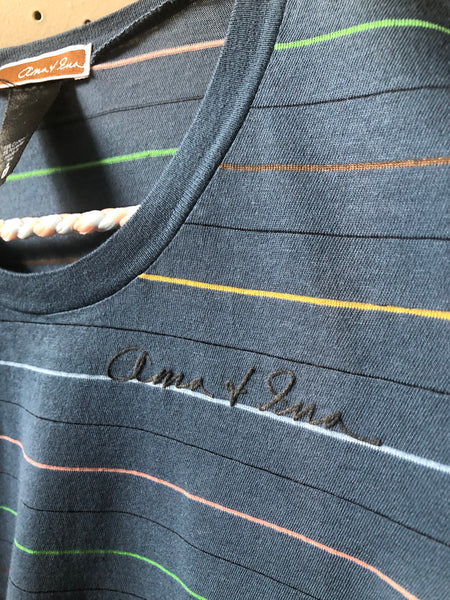 Ama & Ina : Raised Signature shirt