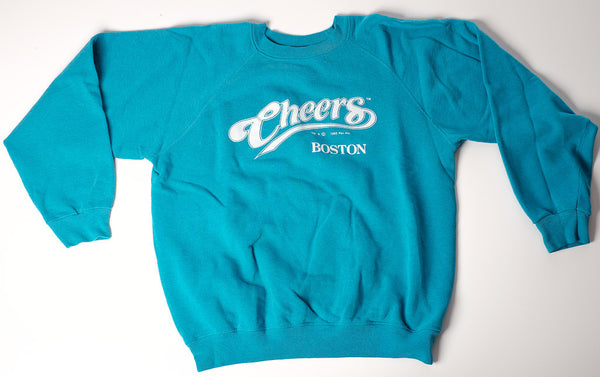 1992 Vintage CHEERS BOSTON crew neck sweatshirt