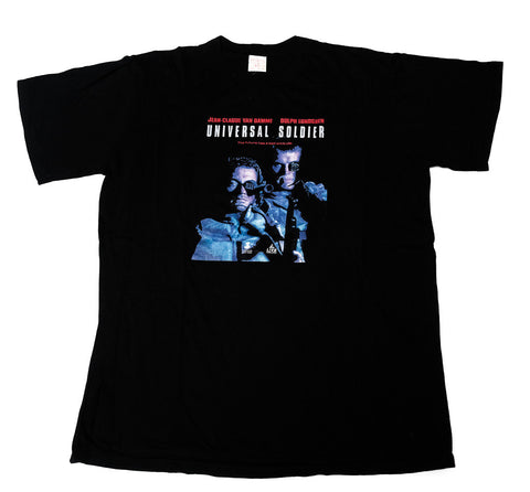 Universal Soldier : 1992 vintage T-Shirt