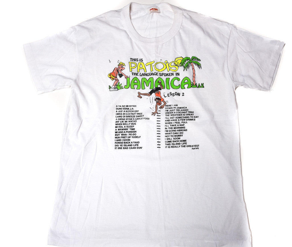 This is PATOIS : Translation T-Shirt