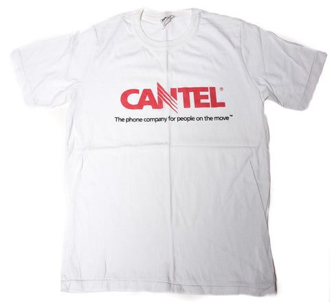Vintage : CANTEL phone T-Shirt