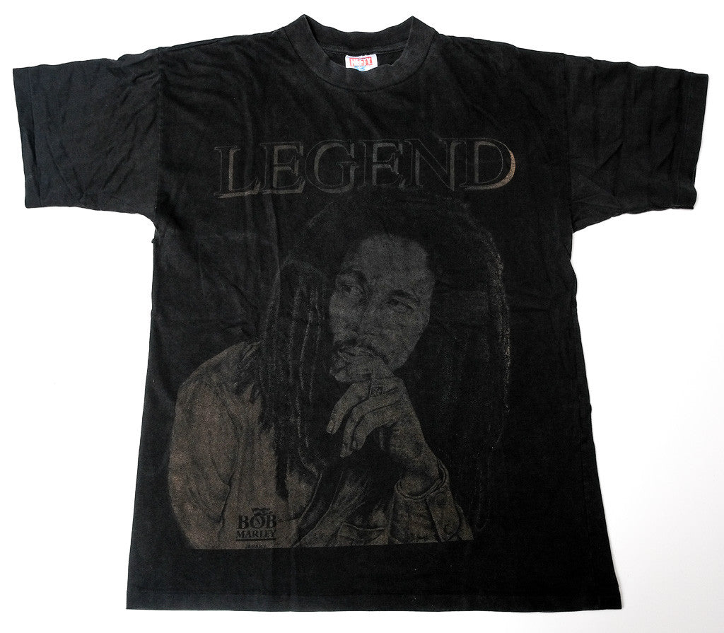 Vintage and faded : Bob Marley LEGEND T-Shirt