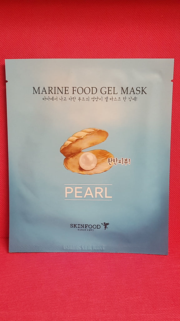 SKINFOOD Marine FOOD Gel Mask Pearl