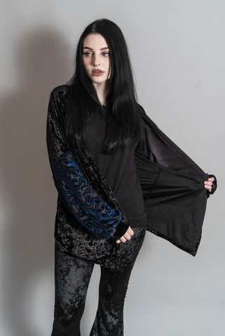 Leopard Lady Evil Cardigan - 3 LEFT!