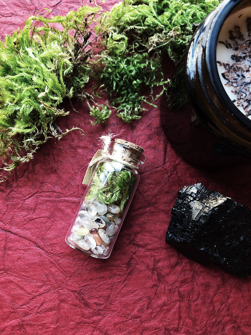 Tarot In A Bottle