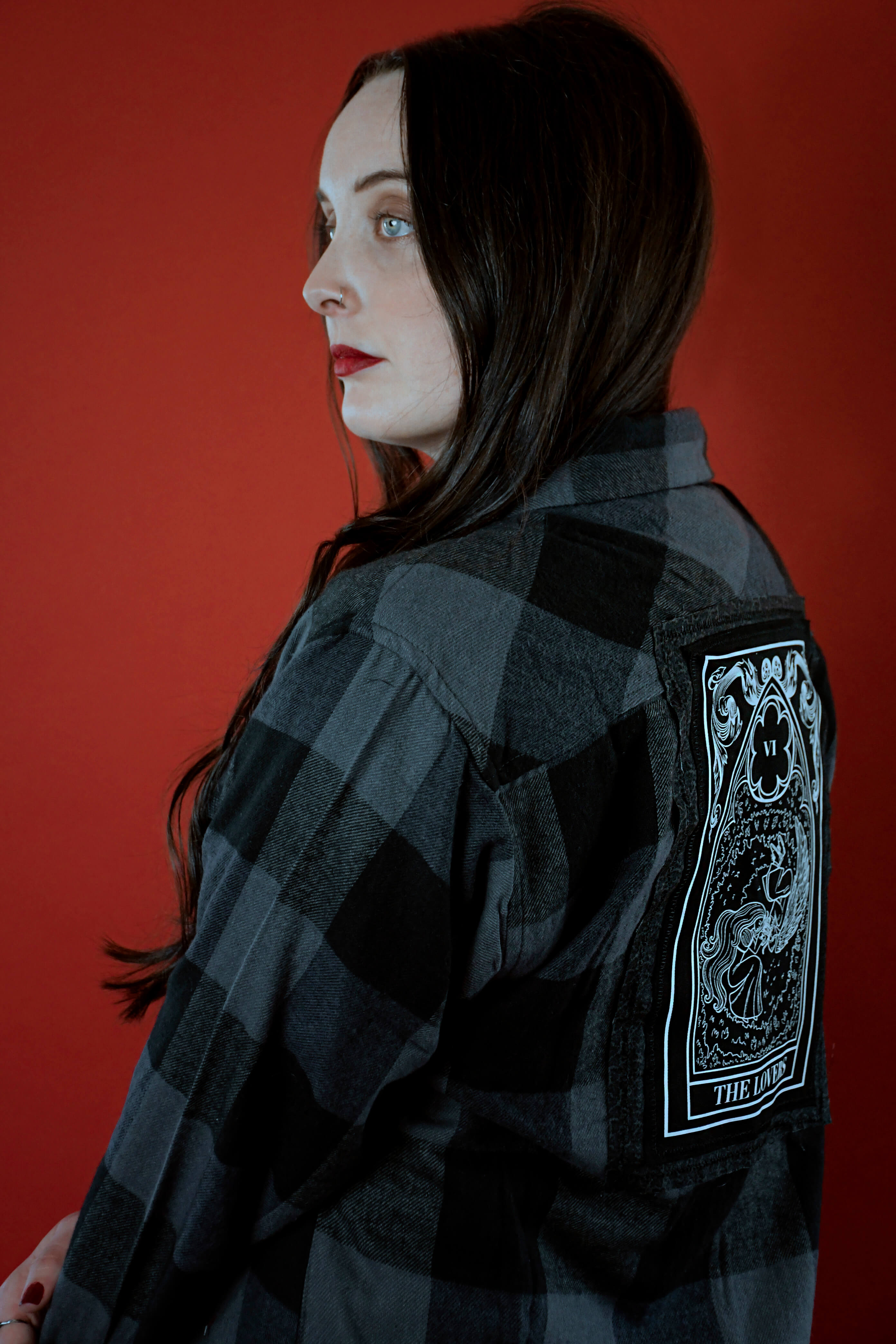 The Lovers Stone Flannel
