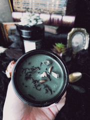 Green Witch Candle- 2 LEFT!