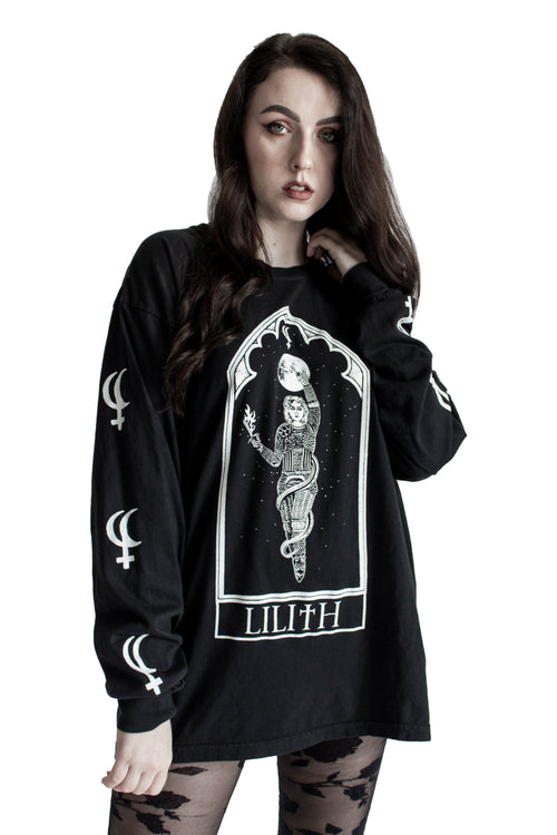"""Lilith Oracle"" Long Sleeve"