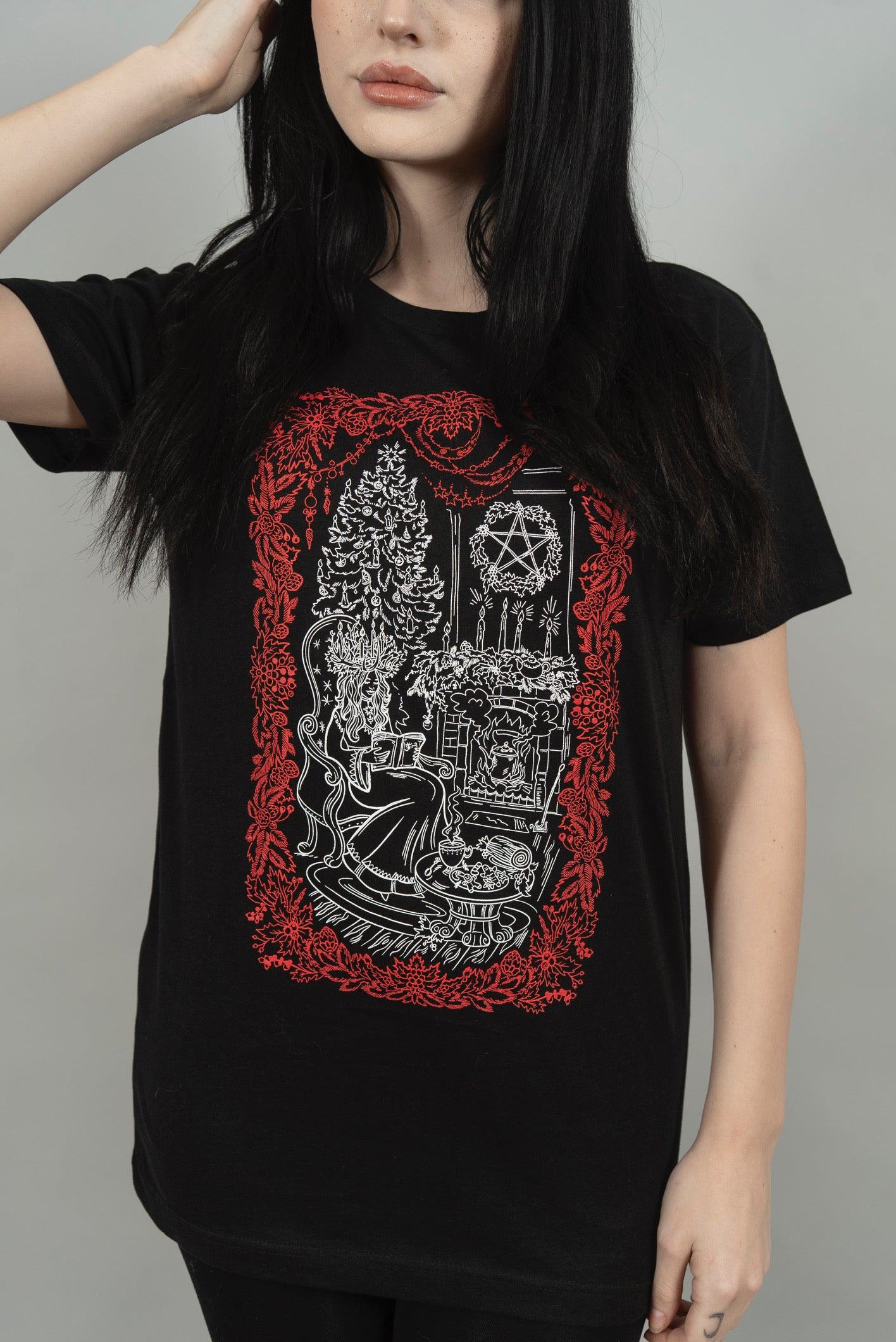 Yule Witch Tee