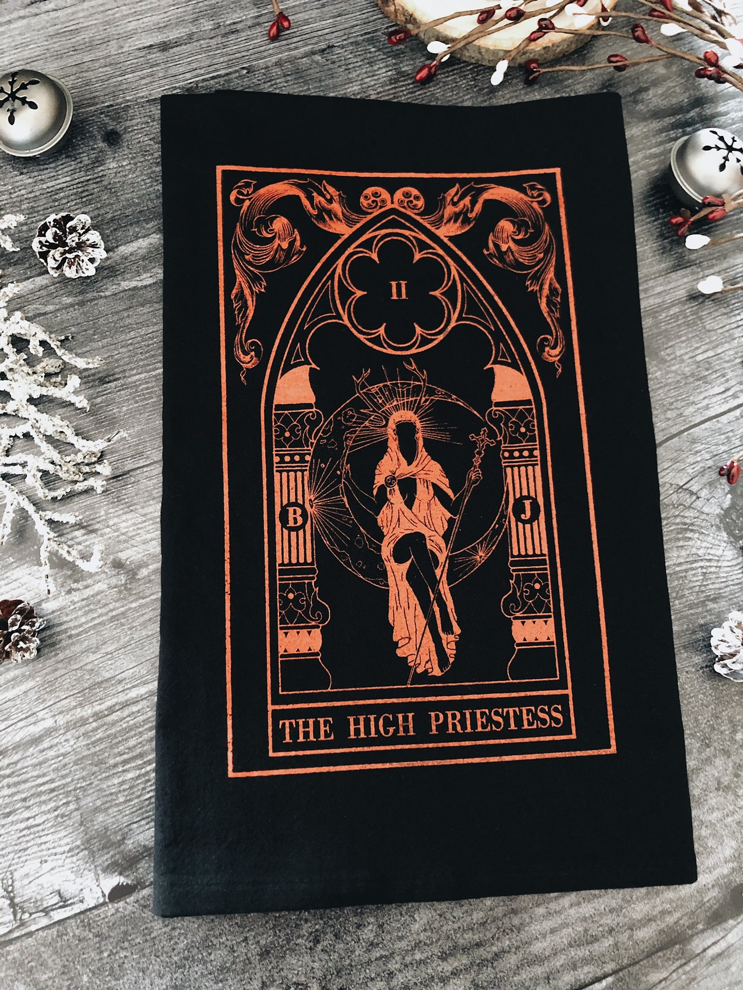 High Priestess Tea Towel- LOW STOCK!