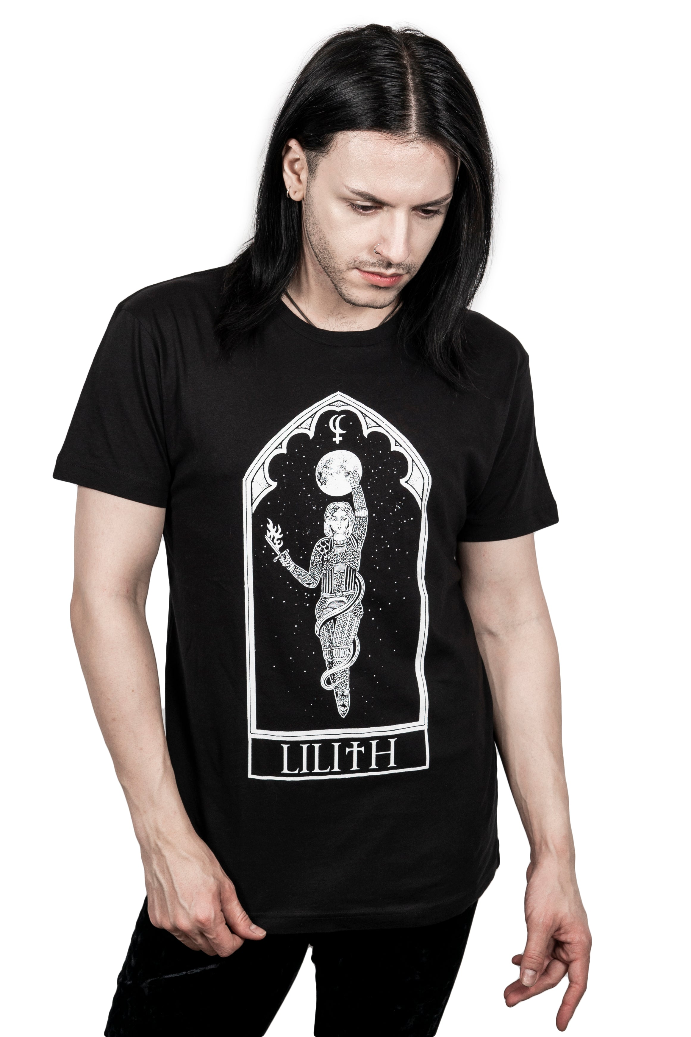 """Lilith Oracle"" Tee"