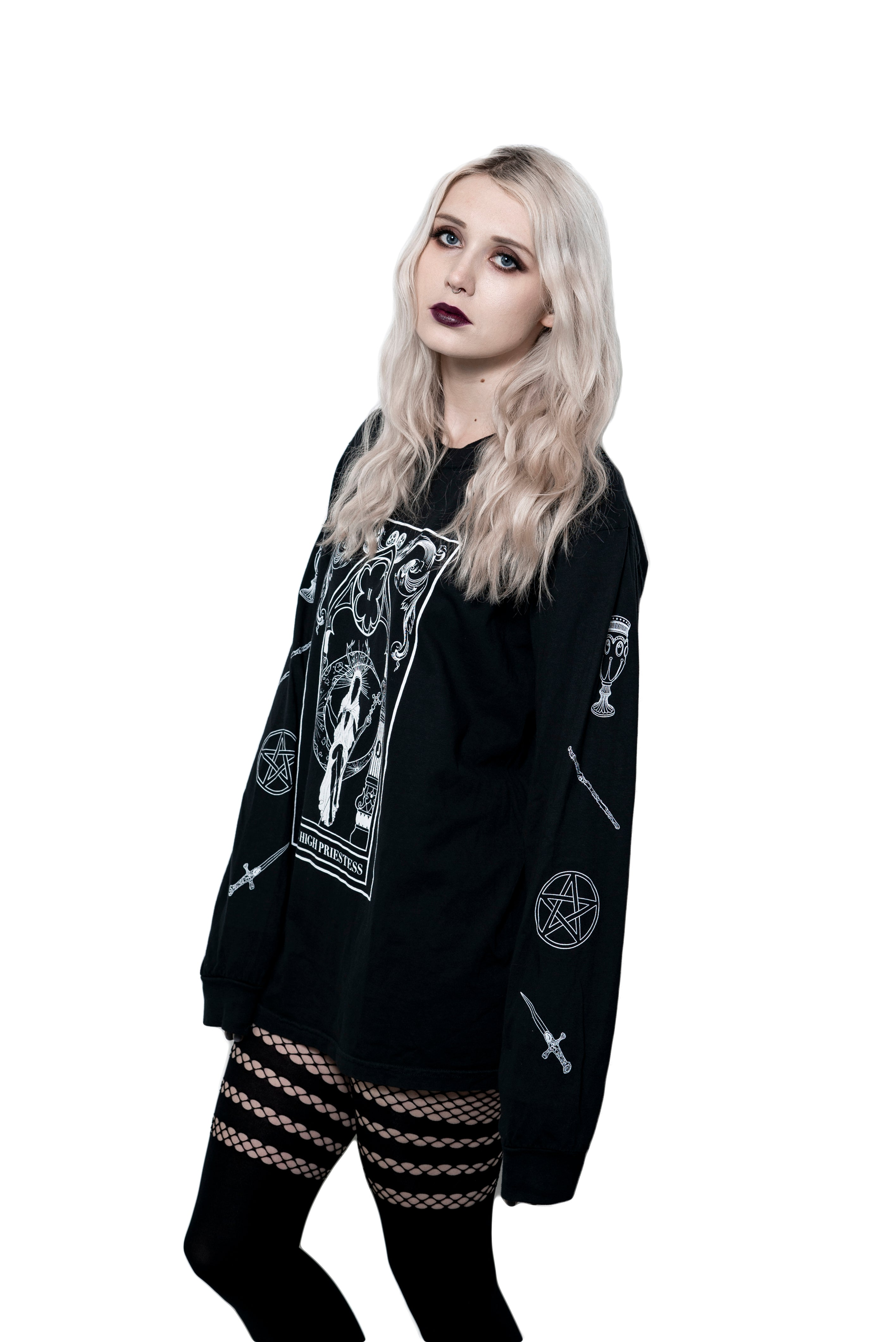 """High Priestess'' Long Sleeve"