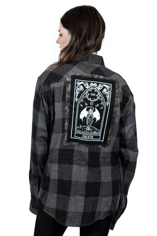 Kill You Twill Jacket