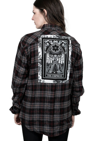 The Pretty Cult Tarot Lace Flannel