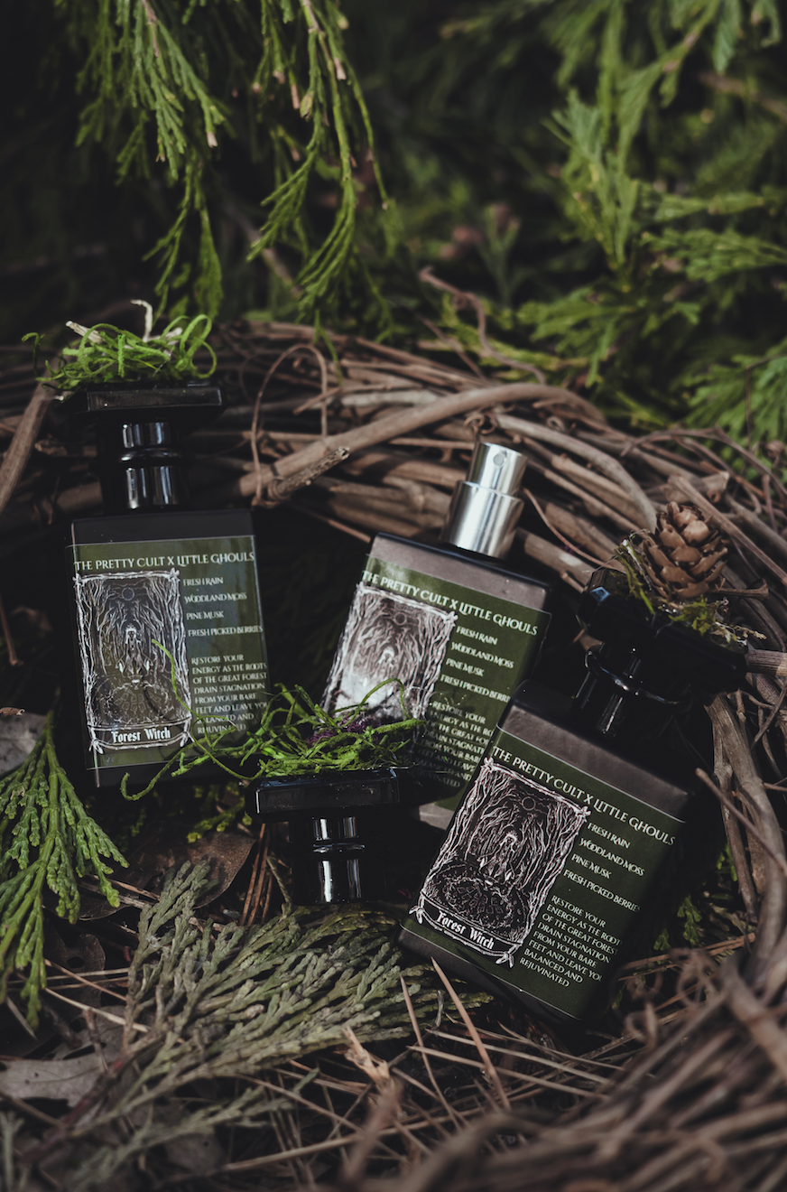 Forest Witch Perfume Spray