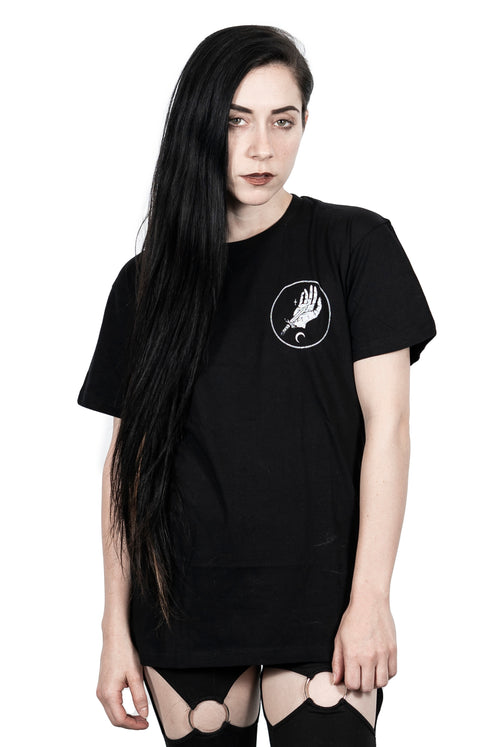 ''Join The Cult'' Short-Sleeve Printed Tee