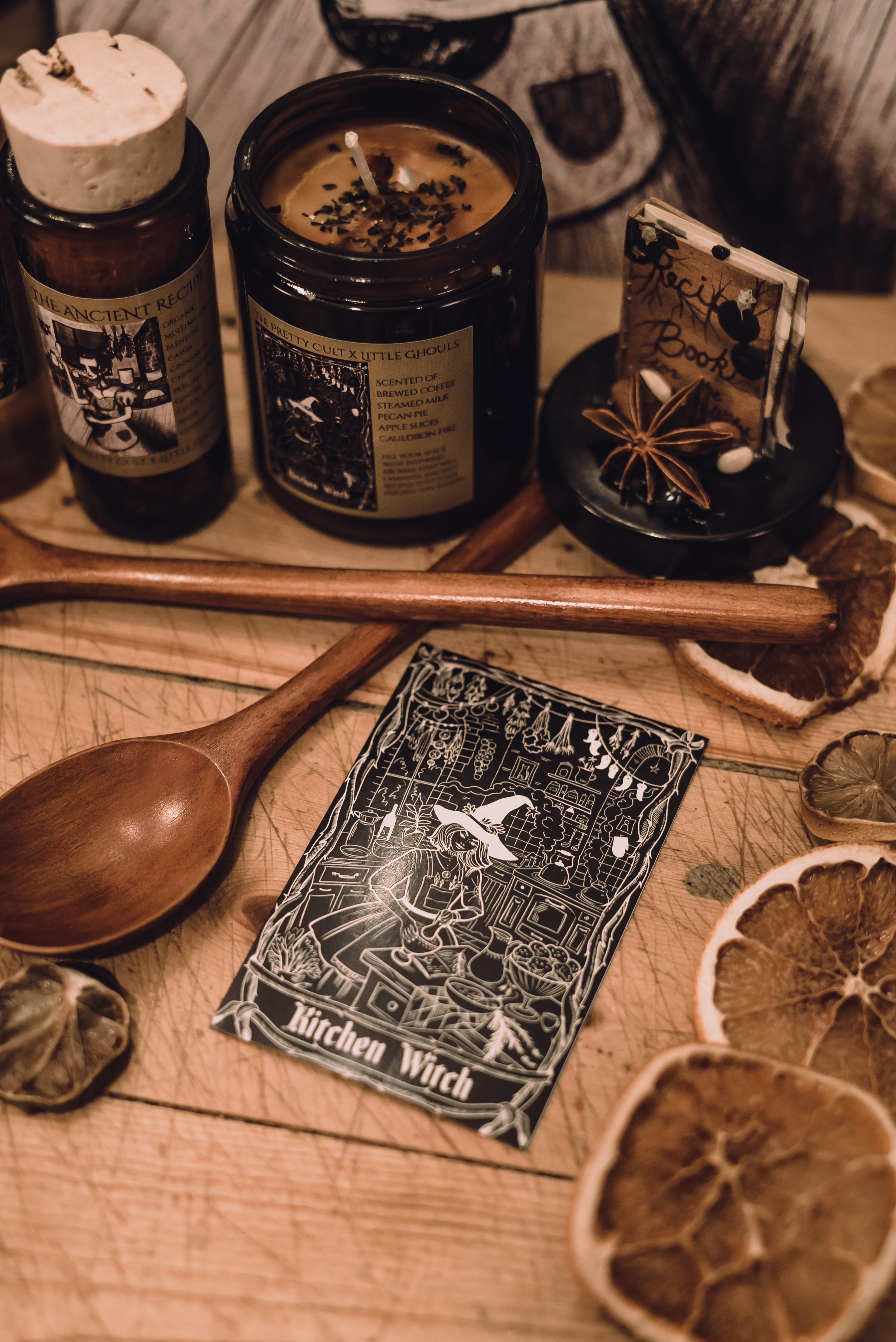 Kitchen Witch Ritual Kit