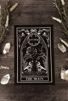 """""""The Moon"""" Tarot Card Back Patch"""