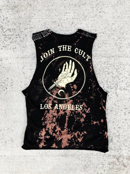 Limited Edition Join The Cult Tank